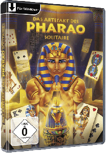 Das Artefakt des Pharao - Solitaire