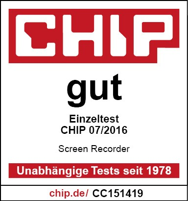 CHIP - GUT: Screen Recorder
