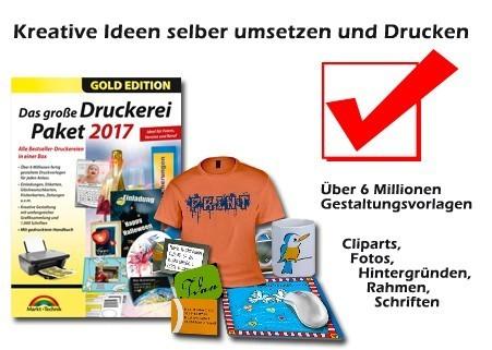Das große Druckerei Paket 2017